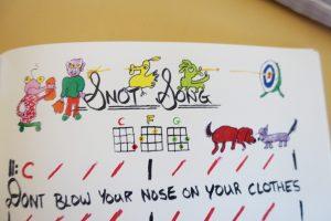 close snot